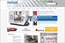 MetaalMagazine homepage