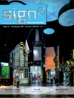 Sign+ Magazine editie 1,2018