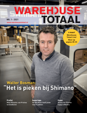 Warehouse Totaal cover