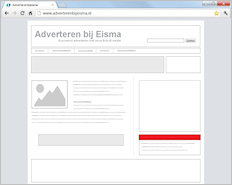 Logolink - Adverteren bij Eisma
