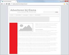 Skycraper - Adverteren bij Eisma