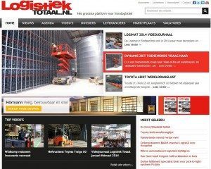 Logistiek Totaal website advbijeisma