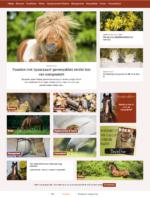 Paardenvoerplein homepage